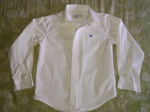 Camisas Epk, Tpt, Gymo Talla 8 Niño