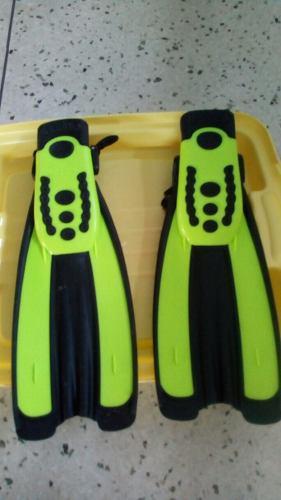 Chapaletas Mascara Y Snorkel Para Buceo