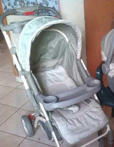 Coche Para Bebe Y Portabebe Marca Happy Baby