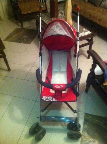 Coche Paragua Happy Baby Como Nuevo