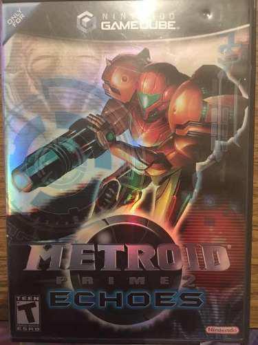 Juego Para Gamecube- Metroid Prime Ii