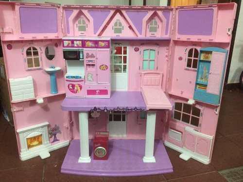 Juguetes De Niña Casa De Barbie Y Muñecas