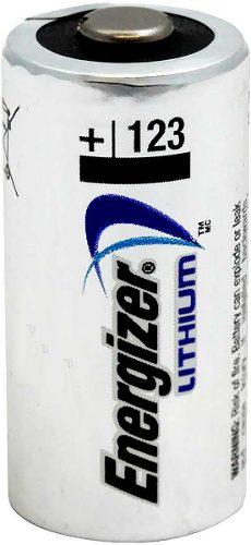 Pila Batería Cr123 A Dl123 El123 Cr Energizer