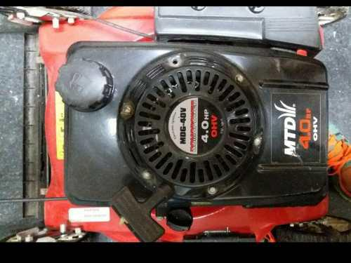 Podadora Corta Grama A Gasolina Domopower 4.0 Hp