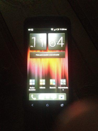 Remato!! Vendo Telefono Htc One S Usado Asi Como Esta...