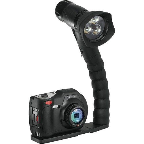 Sealife Dc1400 Pro Video Cámara Digital Subacuática Con