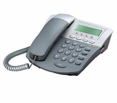 Telefono Fijo Alambrico Nuevos Caja Sellada Identif Llamadas