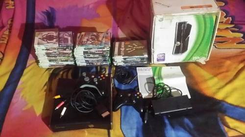 Xbox 360 Con Más De 50 Juegos