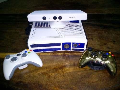 Xbox 360 Edicion Limitada Star Wars Con Rgh (250usd)