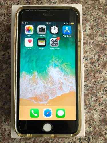 iPhone 6 Plus Movilnet Con Caja (195&)