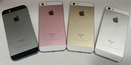 iPhone Se 32gb (190) 4g Forro Vidrio Tienda 1 Mes Garantía