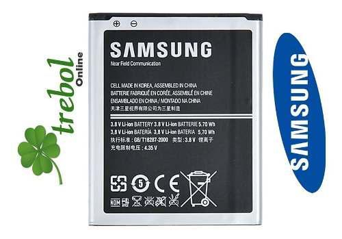 Bateria Pila Samsung Mini S3 3 Pines Duos 7562 8190 8160