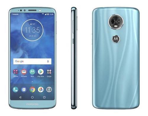Celular Motorola Moto E5 Plus 32gb 3gb Ram 4g (somos Tienda)