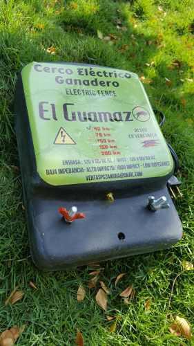 Cerca Electrica Ganadera Energizador Impulsor 40 Km