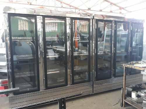 Congelador Nevera Enfriador Exhibidor Reach In Nueva Bebidas
