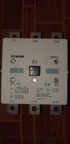 Contactor De 3 Polos 240 Amperios Siemens 3tf53