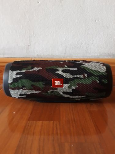 Cornetas Jbl Charge 3 Altavoz Bluetooth Original