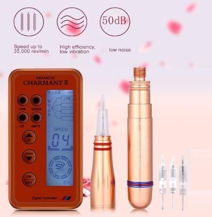 Dermógrafo Premium Charmant 2 Para Microblading En Oferta
