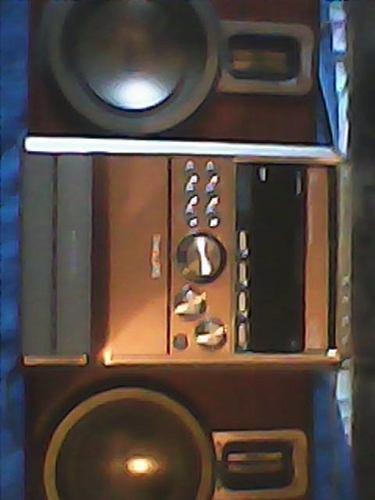 Equipo De Sonido Radio Mp3 Micro Sd Cassett Se Acepta Cambio