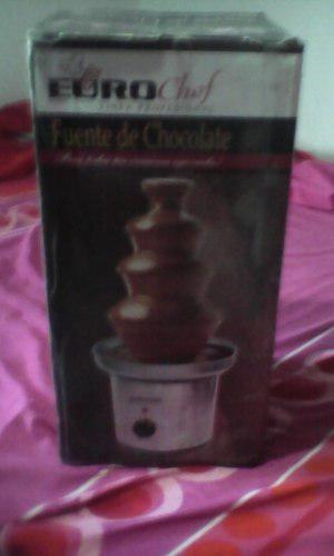 Fuente De Chocolate 4 Pisos Euro Chef
