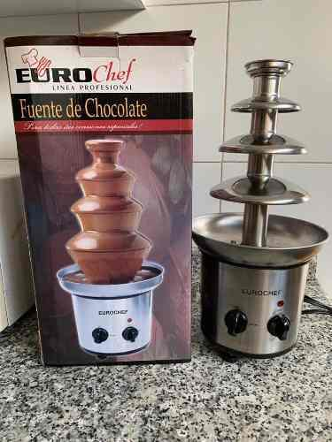 Fuente De Chocolate Euro Chef