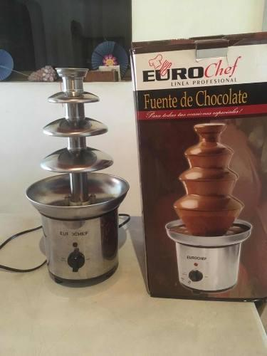 Fuente De Chocolate Euro Chef Original