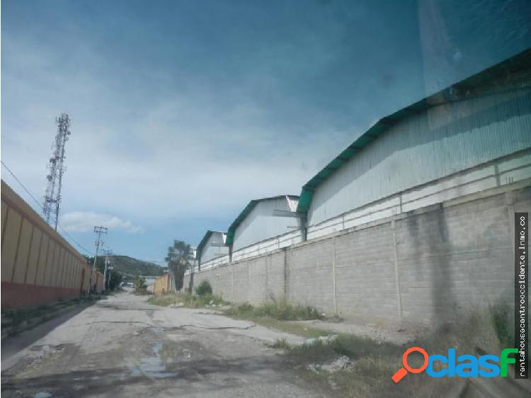 Galpon en Alquiler en Barquisimeto, Lara