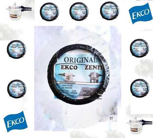 Gomas De Olla De Presión Ecko Y Zenit 4,6,8lt Mayor Y Detal