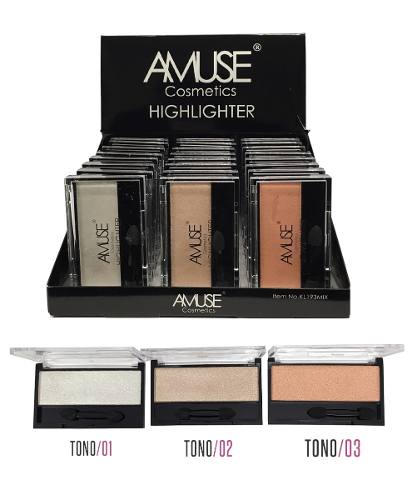 Iluminador Highlighter Marca Amuse!! Original Mayor/detal