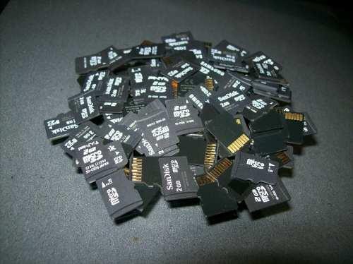 Memorias Micro Sd De 16gb 100% Originales 3 Meses Garantia