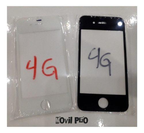 Mica Para iPhone 4g/4s B Y N ¡somos Tienda En Valencia!