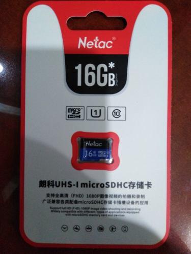 Micro Sd 16gb Clase 10 Tienda Chacaito