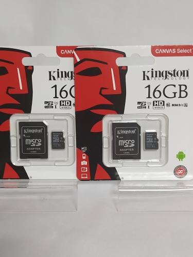 Micro Sd De 16 Gb...