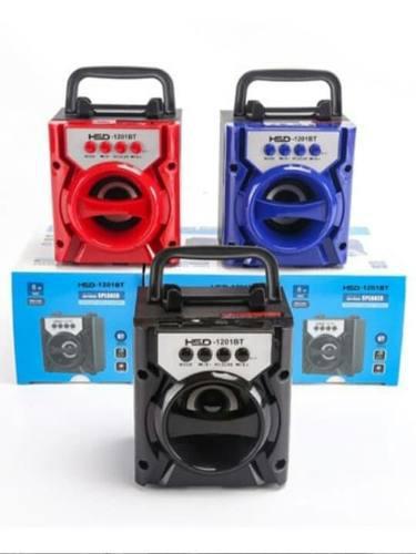 Mini Cornetas Portatiles Usb Bluetooth Radio Micro Sd Recar