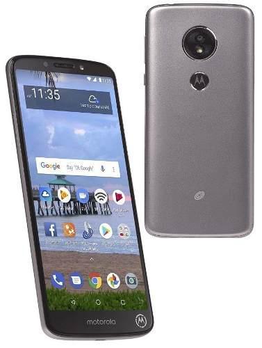 Moto E5 Plus Version Usa