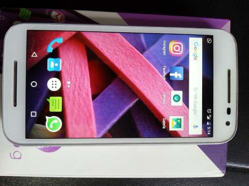 Motorola Moto G3 (tercera Generacion) Impecable!!!