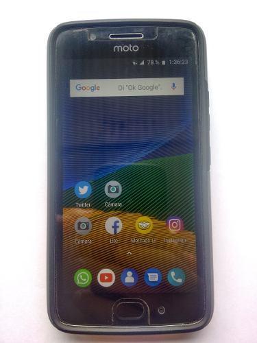 Motorola Moto G5 De 32gb Un Mes De Uso Nuevo Liberado