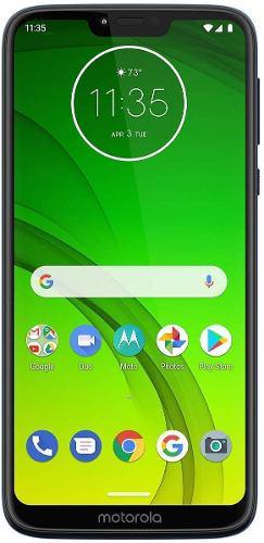 Motorola Moto G7 Power 4g Lte Lector De Huella Nuevo