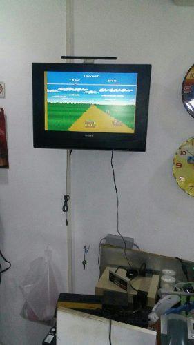 Nintendo Americano 1 Control,zapper,5 Juegos Originales