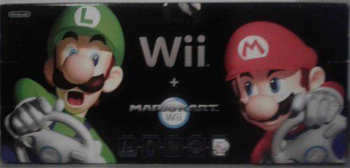 Nintendo Wii Original Con Todos Sus Accesorios
