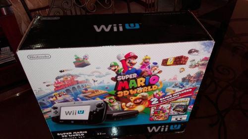 Nintendo Wii U 32gb Nuevo