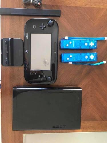 Nintendo Wii U De 32gb Con Gamepad