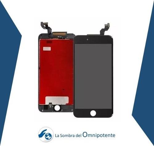 Pantalla Mica Tactil iPhone 6s Plus Blanca Tienda Fisica