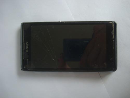 Para Repuesto Sony Xperia C2105 St26a Y Samsung S3