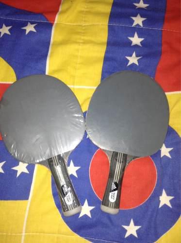 Raqueta Tenis De Mesa adidas Original + Pelotas Y Estuche!