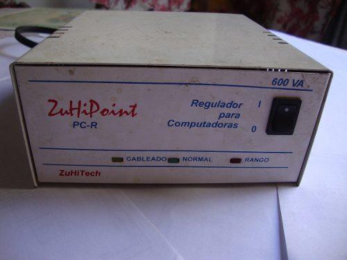 Regulador De Voltaje Para Pc De Los Blancos