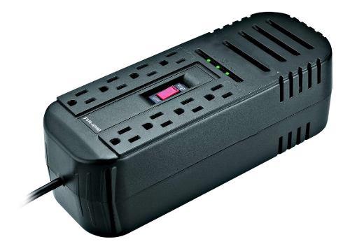 Regulador Protector De Voltaje Omega Pcg  Tomas Gs