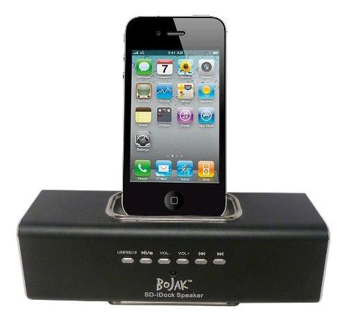 Reproductor Mini Corneta Portatil iPod iPhone Radio Fm Usb