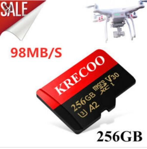 Tarjeta Micro Sd 256