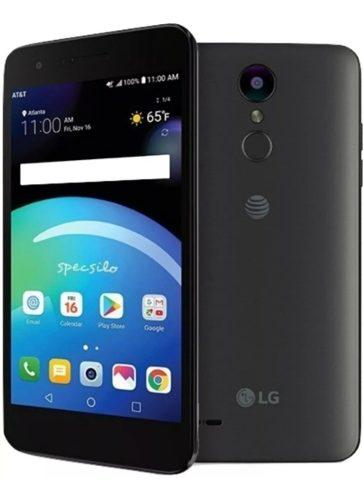 Teléfono Cel Lg Phoenix 4 Obsequio Memoria De 16gb 80v